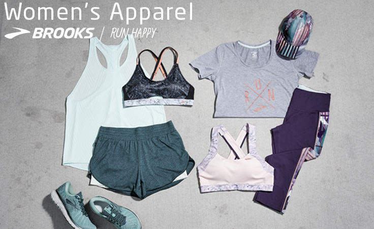 Women's Brooks Apparel