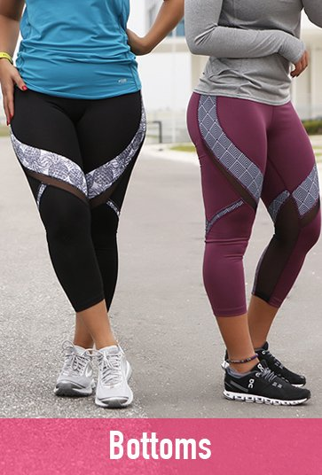 Women's Running Bottoms