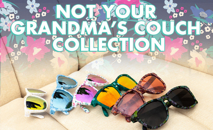 Goodr Not You Grandma's Couch Collection
