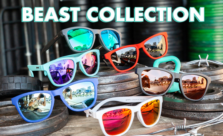 Goodr Beast Collection