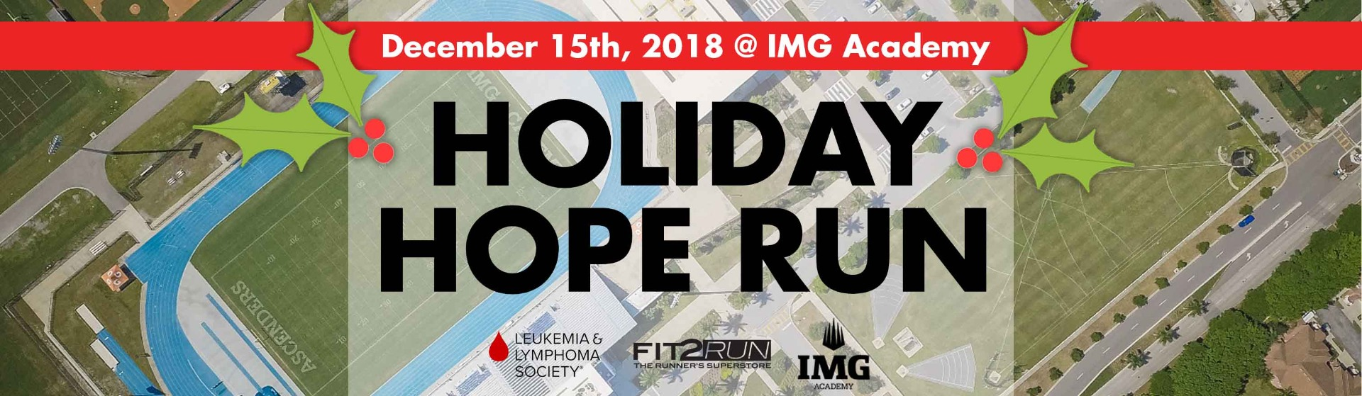 Holiday Hope Run Dec 8th