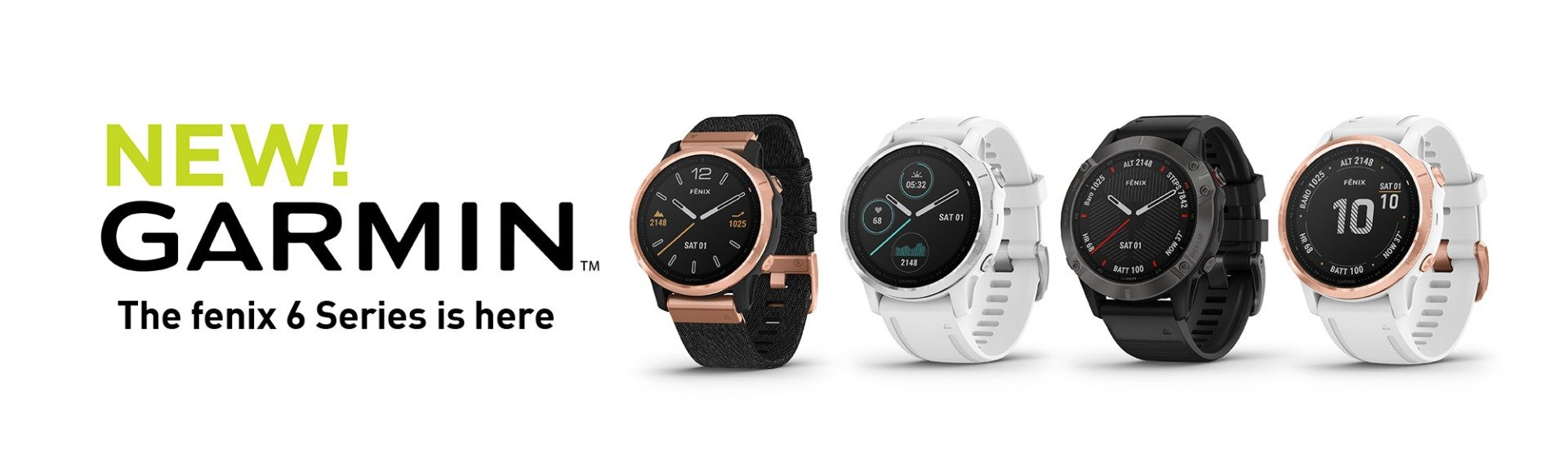 Garmin Fenix 6 Series