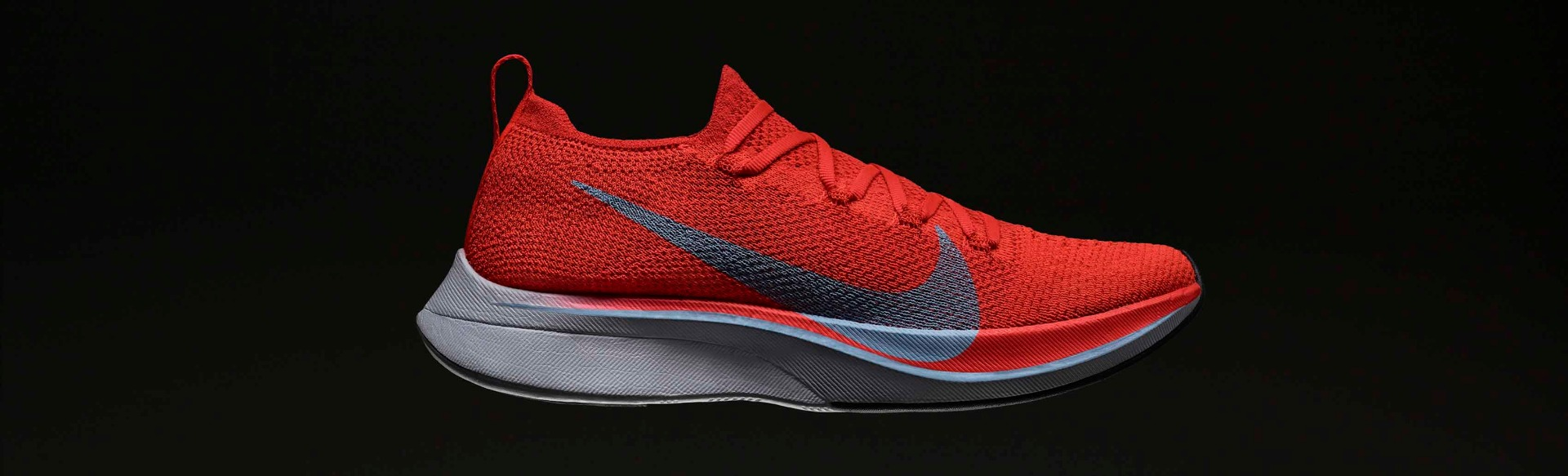 b0b361436c9 Nike VaporFly 4% Flyknit. Learn about the one of the fastest running ...