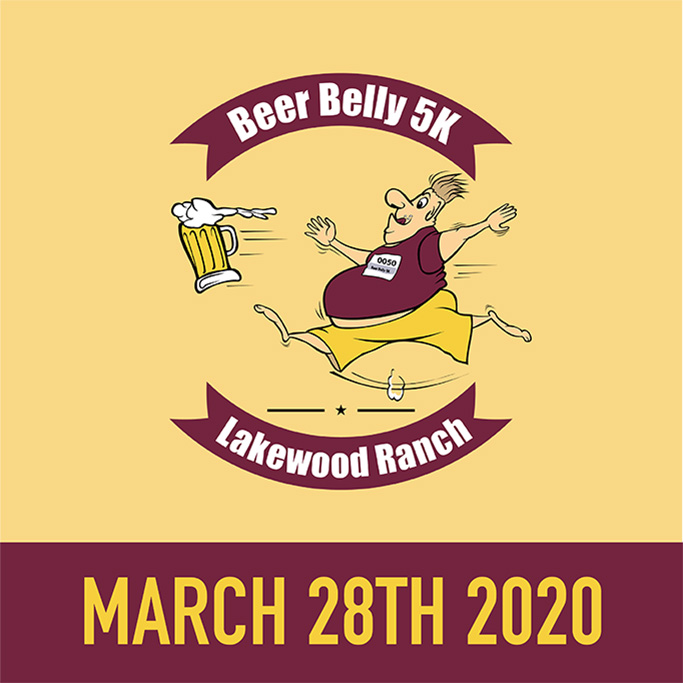 Sign up for the Beer Belly 5k