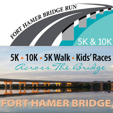 Sign up for the Fort Hamer Bridge Run