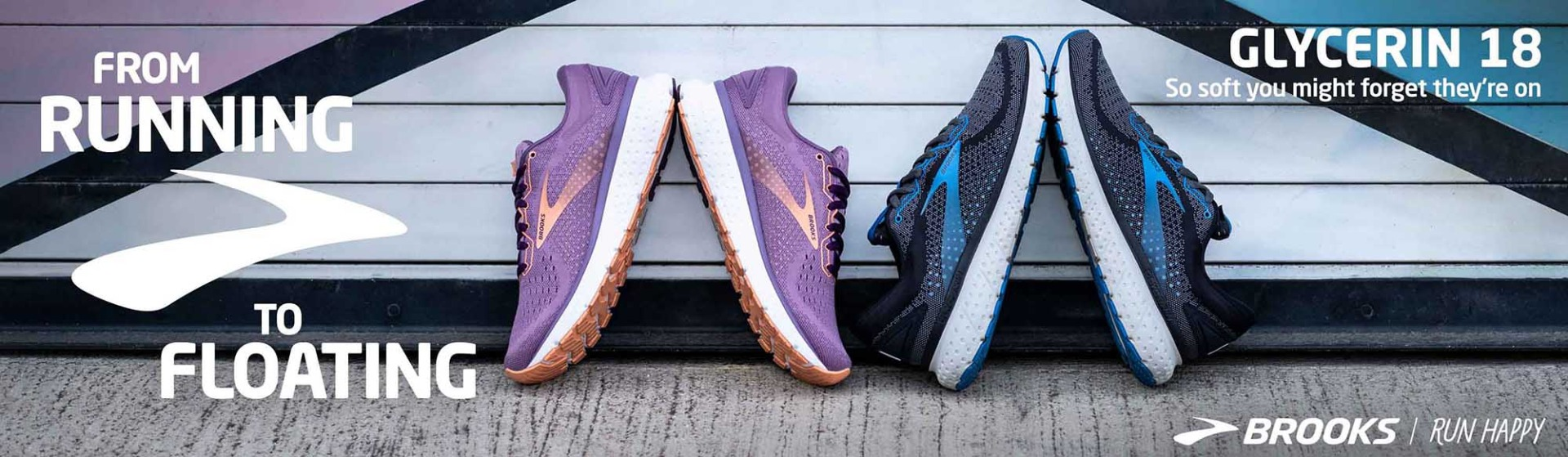 The New Brooks Glycerin 18