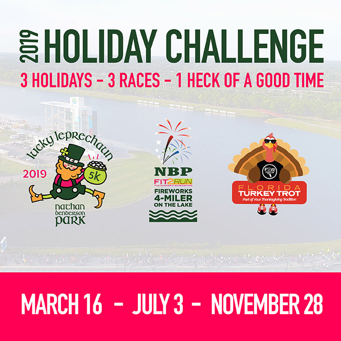 Sign up for the 2019 Holiday Challenge