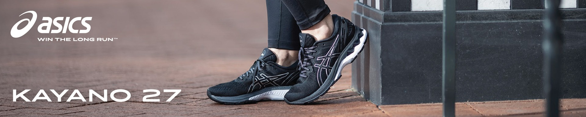 The new ASICS GEL-Kayano 27 is here