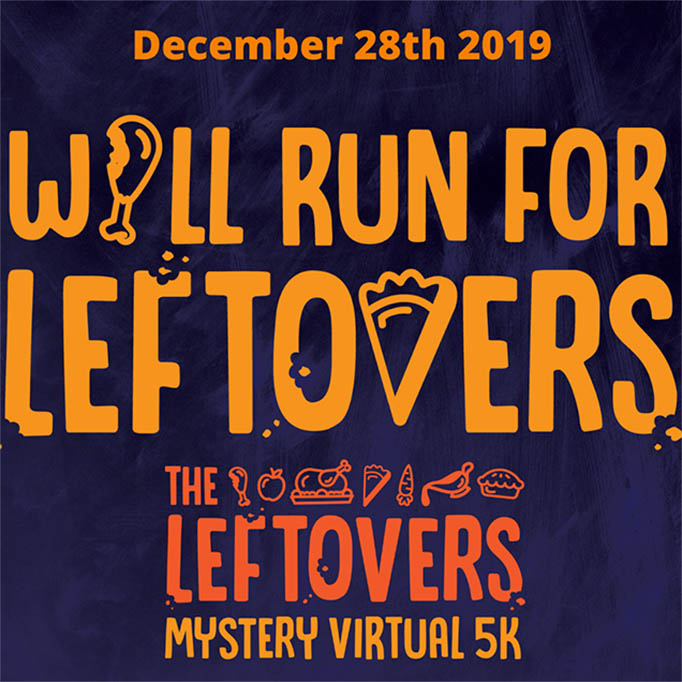 Sign up for the Leftover Virtual Run