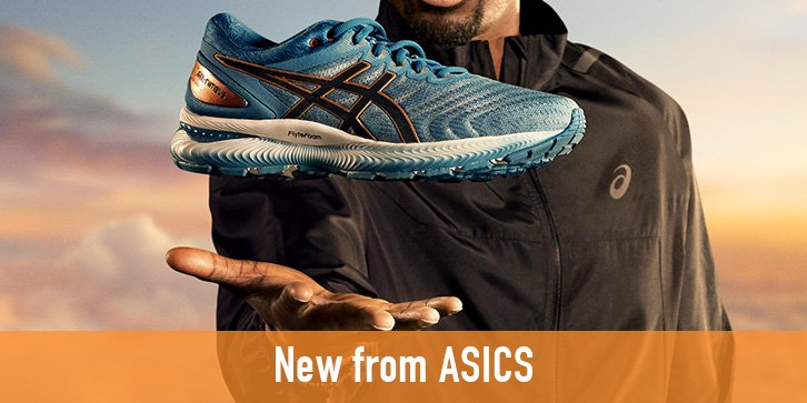 New from Asics