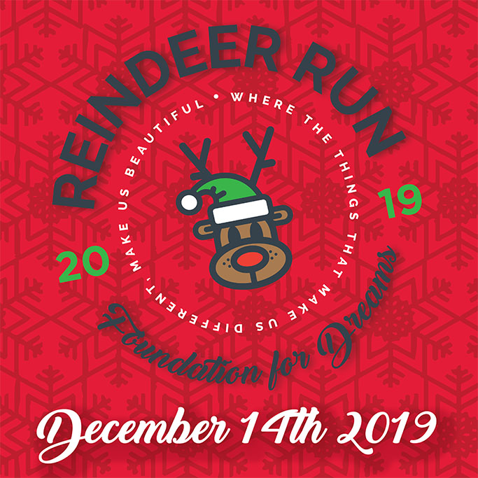 Sign up for the Reindeer Run