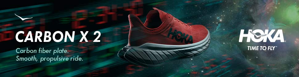 Read about the new HOKA Carbon X 2