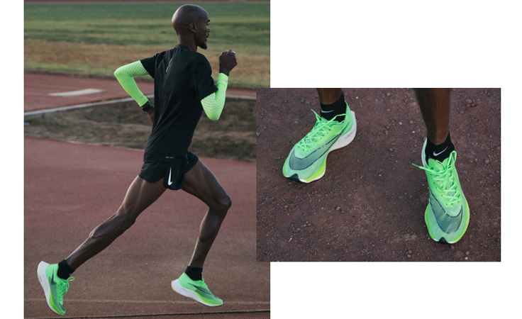Nike ZoomX Vaporfly Next% is Inspired by World Champion Runners