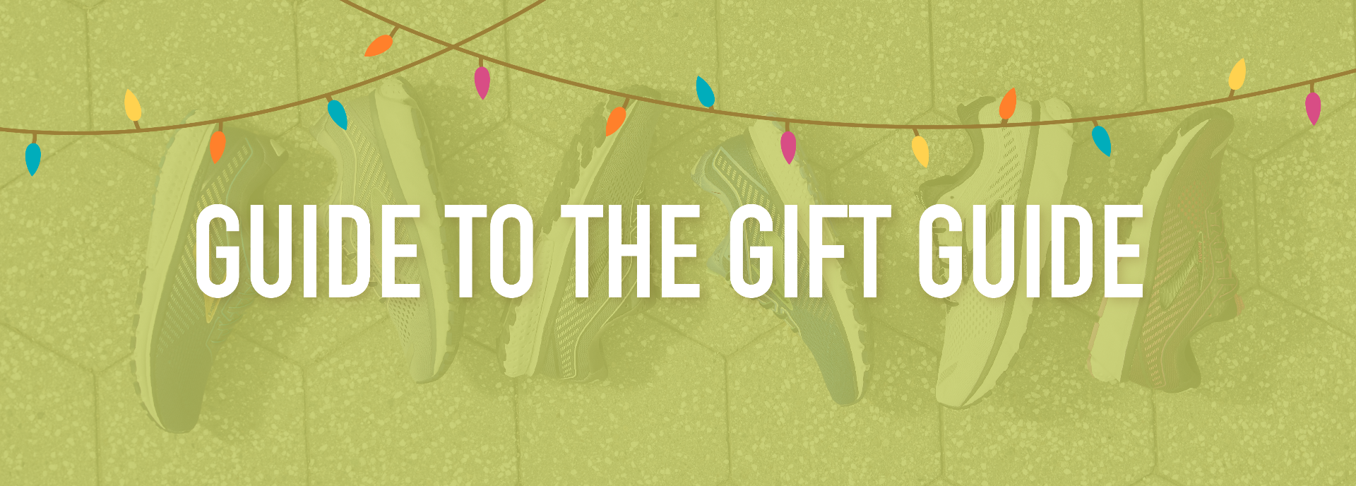 Guide to the Gift Guide Blog Post