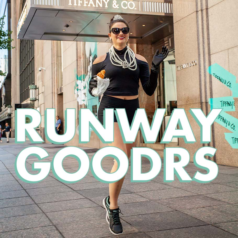 Shop the Goodr Runway Collection