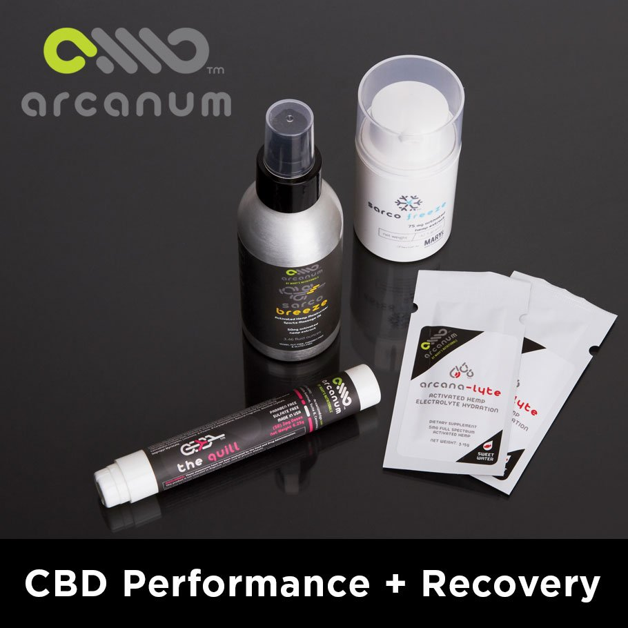 Shop Acanum CBD Recovery Products