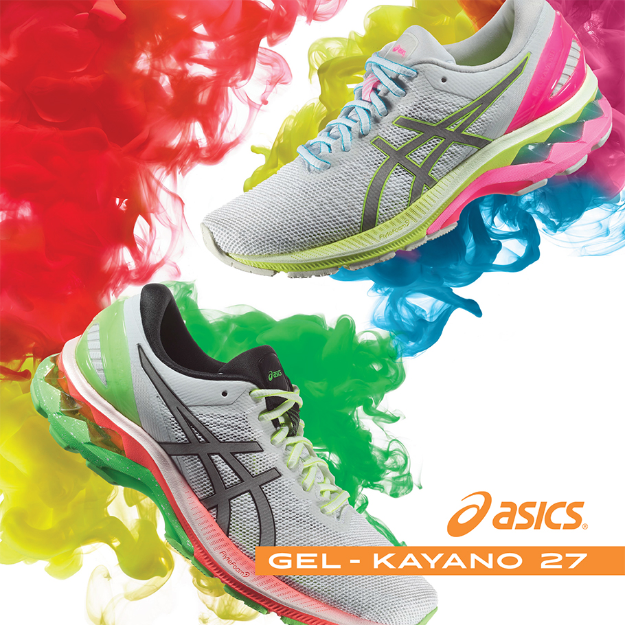 Asics Kayano 27 Now Available!