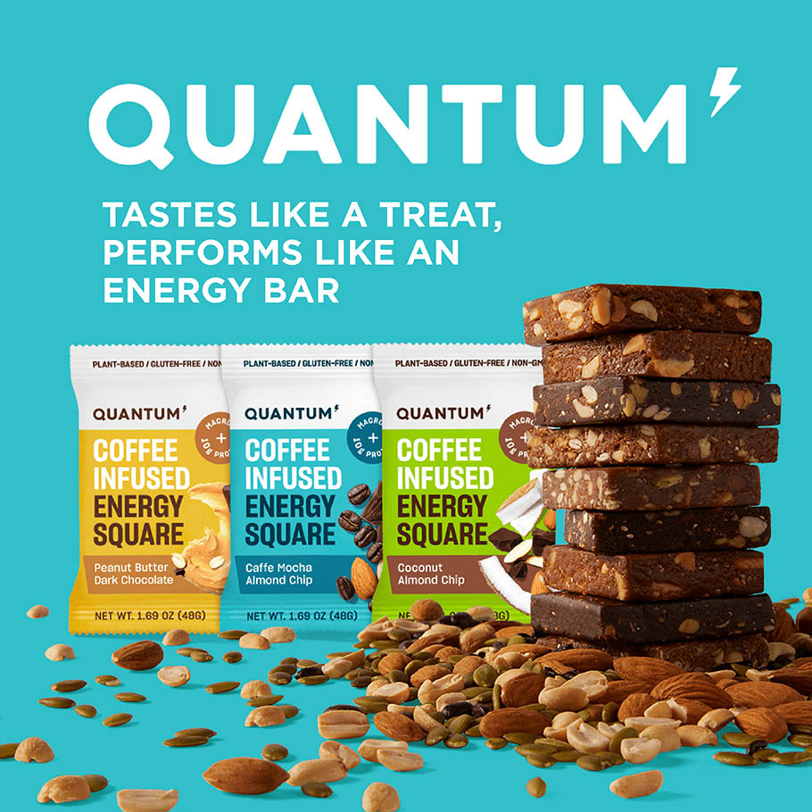 New! Quantum Energy Bars