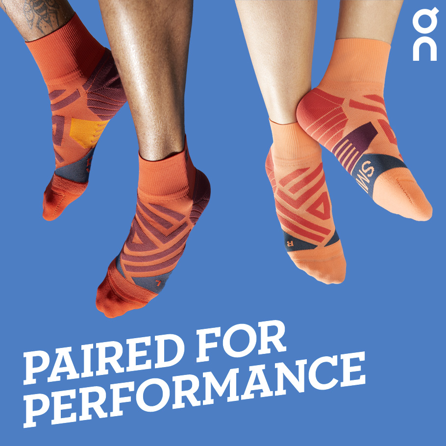 Shop running socks from On