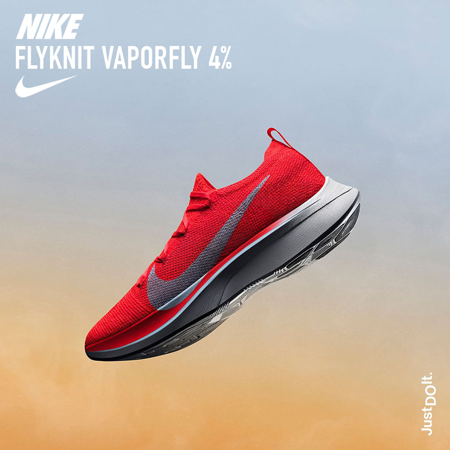 Learn about the VaporFly 4%