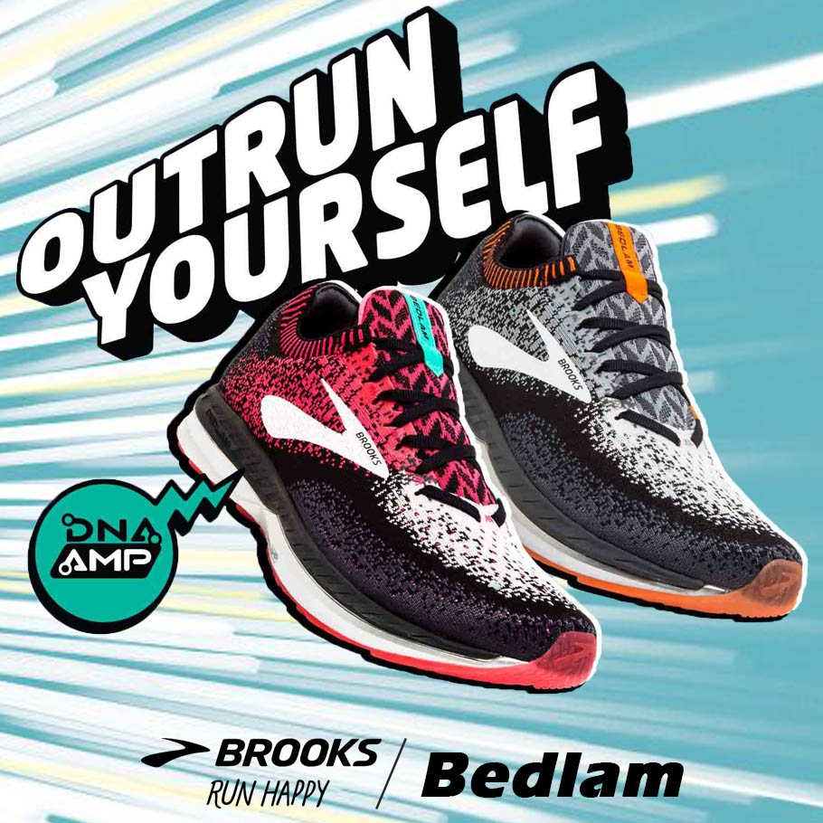 The All New Brooks Bedlam