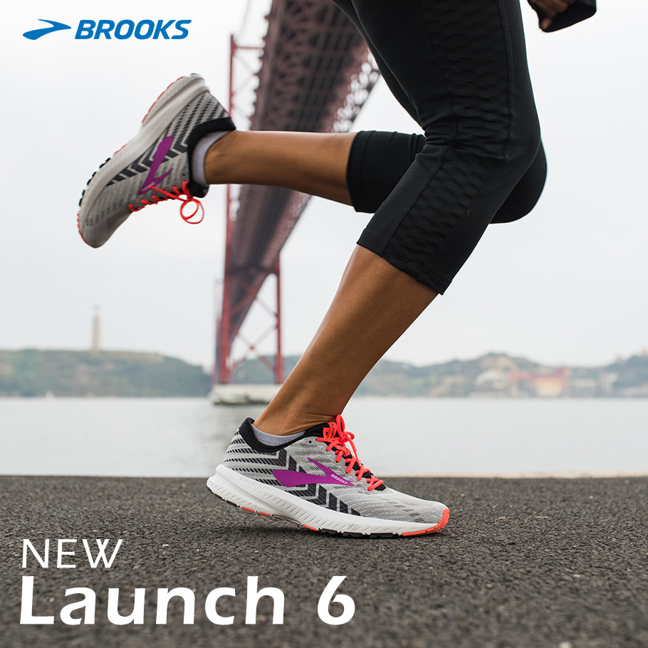 Shop Brooks Launch 6