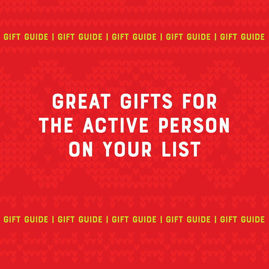 Great Gifts Ideas for Active People