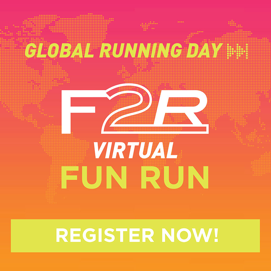 Sign up for the Global Running Day 5k