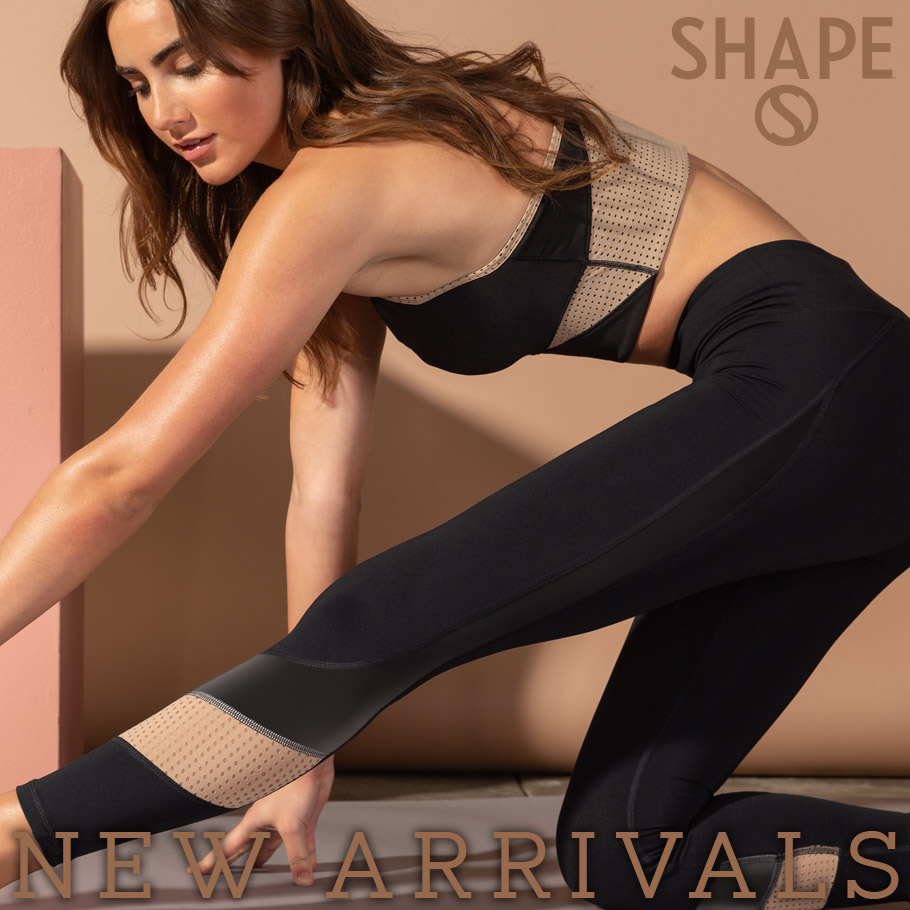 New Arrivals from Shape Activewear